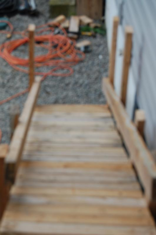 Outdoor Dog Ramps And Stairs Designs