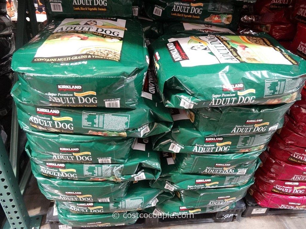 Costco Lamb And Rice Dog Food